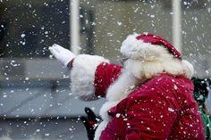Santa #Christmas
