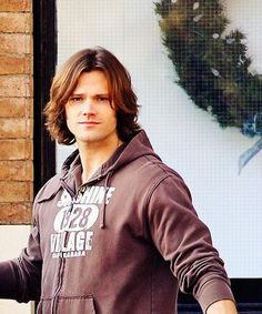Love this man Sam Winchester, Winchester Supernatural, Supernatural Seasons, Winchester Brothers, Supernatural Fandom, Jared Padalecki Supernatural, Jensen Ackles Jared Padalecki, Jensen And Misha, Just Jared