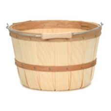 For the Citrus Grove.  Gathering Oranges in these baskets would make live easier.  Texas Basket Co. Natural Half Peck Basket with Handle