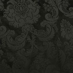 Raveena Brocade Black  AU$116 a metre  Stunning black silk brocade, 147cm wide. Email or call for sample.  Love this from Tessuti Fabrics