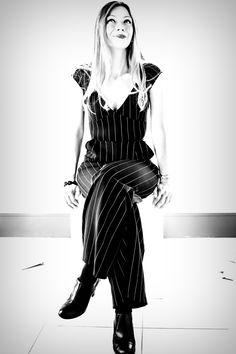 Into the white - Elisa Carrieri (shooting in Castellano Studio)