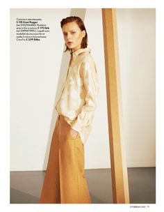 In #mode #editorial #daily #wear #daily #chic @ laura_soliani29 thanks to the #shooting of #lottiewilson in @tustylemagazine enhances the #pants #pescara as an example of #outfit with #masculine and #colored #cuts Nel servizio #moda #daily #wear #daily #chic @laura_soliani29 grazie agli scatti di #lottiewilson su @tustylemagazine esalta il #pantalone #pescara come esempio di #outfit con taglio #maschile e #colori #inediti