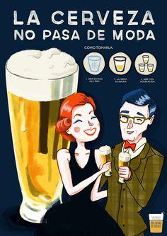 """12ª edición certamen creativo """"Un dedo de espuma dos dedos de frente"""" #undedodeespuma #cerveza #cervecear"""