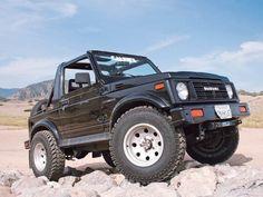 4x4 like Suzuki Samurai