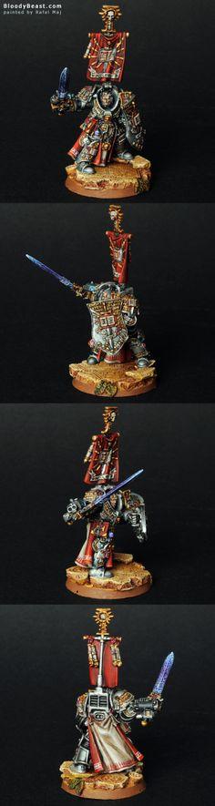 Grey Knight Lord Kaldor Draigo
