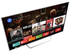 "Smart TV LED 4K Ultra HD 49"" Sony XBR-49X835C - Conversor Integrado 4 HDMI 3 USB Wi-Fi Android TV"