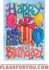 Birthday Gifts Garden Flag Birthday Flags, Birthday Gifts, Happy Birthday, House Flags, Garden Flags, Kids Rugs, Decor, Birthday Presents, Happy Brithday