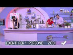 Detto Fatto - Gli gnocchi di pane e verdure preparati da Giorgia di Sabatino 18/03/2014 - YouTube