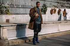 Milan Fashion Week: Street View