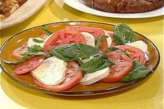 Get Rachael Ray's Caprese Salad Recipe from Food Network
