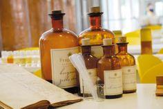Laboratory for perfume - Fragonard PARFUMEUR #Fragonard #Grasse #Perfume