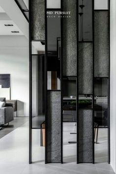 Ideas For Partition Screen Design Texture Interior Walls, Modern Interior, Interior Architecture, Interior Design, Interior Ideas, Natural Interior, Interior Livingroom, Apartment Interior, Interior Styling