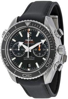 a2a39e618c7 Omega Seamaster Planet Ocean ChronoMen s Watch