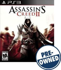 Assassin's Creed II — PRE-Owned - PlayStation 3