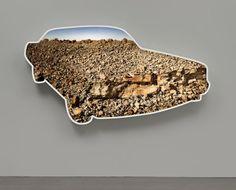 "Doug Aitken - ""Rock Car"", 2014"