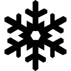 snowflake d i y pinterest clipart images black backgrounds rh pinterest com snowflake pattern vector free snowflake vector free eps