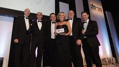 MITIE and Essex County Council awarded best public sector partnership award at the 2013 Premises and Facilities Management Awards