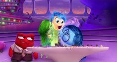 First Look - Alles steht kopf im Teaser Trailer zu Pixars neustem Streich Inside Out. #InsideOut #PixarInsideOut #InsideOutPixar #InsideOutFilm #InsideOutMovie #Allesstehtkopf