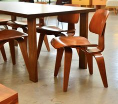 Case Study Tenon Table | http://modernica.net/tenon-tables-walnut-veneer.html