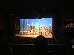It was phenomenal .The Lion King Broadway 🎭 show .