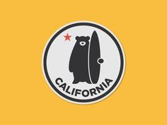 California Bear  by Omar Garcia