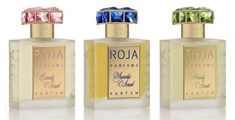 """Roja Parfums Tutti Frutti Collection """"the unexpected ouds"""" 2015"""