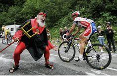 Tour De France Devil