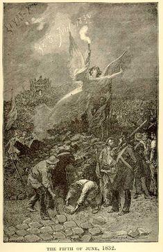 "Emile Bayard, ""The Fifth of June, 1832"" - Les Miserables"