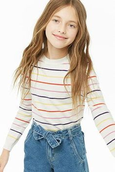 Little Girl Fashion Clothes Trendy Outfits For Teens, Kids Outfits Girls, Cute Girl Outfits, Summer Outfits, Teen Outfits, Summer Clothes, Tween Fashion, Toddler Fashion, Fashion Outfits