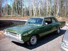 My first car - 68 Dodge Dart