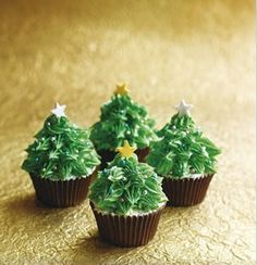 I do not claim any of these delicious cupcakes as my own. Nom on my little cupcakes. Everyone loves a fucking cupcake Christmas Tree Cupcakes, Holiday Cupcakes, Cute Cupcakes, Christmas Sweets, Noel Christmas, Christmas Goodies, Christmas Desserts, Simple Christmas, Christmas Baking