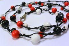 Joulukalenterin 1. luukku - DIY Kerrostettu avainnauha - Punatukka ja kaksi karhua Bracelets, Diy, Jewelry, Jewlery, Bricolage, Jewerly, Schmuck, Do It Yourself, Jewels