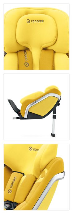 CRS/children's car seat CONCORD REVERSO. Developed by whiteID Integrated Design and CONCORD design & developement. Concord Reverso, Cinema Chairs, Infant Seat, Product Development, Car Set, Mom And Baby, Industrial Design, Product Design, Baby Car Seats