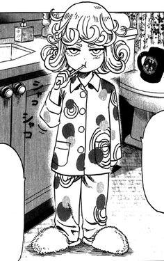 Tatsumaki - One punch man Saitama, Anime One, Manga Anime, Tatsumaki One Punch Man, Caped Baldy, One Punch Man Manga, Metal Bat, Comic Manga, Jojo Bizzare Adventure