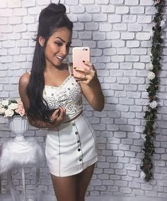 "1,553 Likes, 12 Comments - Giovanna Roque (@giroquue) on Instagram: ""❤ Job de hoje @salepimentaatacado"""