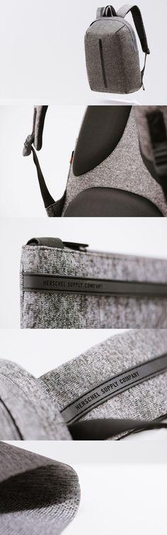 Herschel Supply Co - 2016 ApexKnit Tech Fabric Backpack