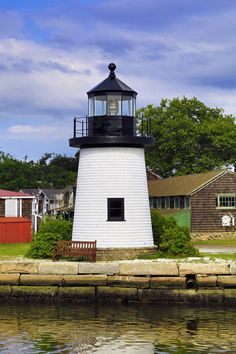 Lighthouse at Mystic Seaport by John Hoey on 500px
