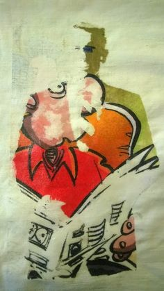 Lille Gitte Ronald Mcdonald, Fictional Characters, Art, Art Background, Kunst, Performing Arts, Fantasy Characters, Art Education Resources, Artworks