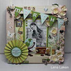 Lenas kort: Konfirmasjon