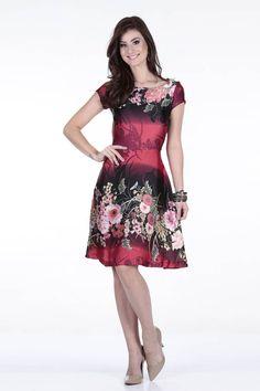 Vestido Ella's Branca Neve 11259