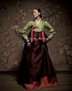 Royal Hanbok for Korean Brides