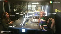 WE ARE #LIVE #fashionlabaradio @fashionlabafrica @cliffcentralcom NOW .  Stream in live on link on bio as weindulge in our #fashionDesignerExclusive with Founder and CEO of Gugu Intimates Gugu Nkabinde who is also a Strategist and Entrepreneur with over 8 years brand and marketing management.  We are also Joined by our host @lizogumbo and co-host and #Echoesfromnyc with @ejibenson and our European fashion contributor and Fashion expert @franzmarzilli.  #fashionlabafrica #fashionbusiness…