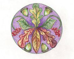 Autumn Butterfly by Spiralpathdesigns on deviantART