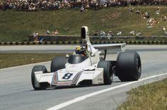 Jose Carlos Pace Brabham Brasil GP 1975