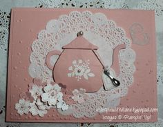 Pinned from Creative Inking Blog Hop Linda Bauwin - CARD-iologist Helping you create cards form the heart.  www.stmapingwithlinda.com