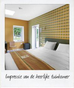 Blog update: Kloosterhotel De Soete Moeder in 's-Hertogenbosch, een hotel met een missie.