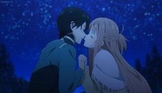 Sword Art Online: Ordinal Scale - Kirito Proposed To Asuna Sword Art Online Asuna, Sword Art Online Movie, Arte Online, Kunst Online, Online Art, Kirito Asuna, Kirito Sword, Sao Anime, Manga Anime