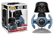Darth Vader and Tie Fighter Pop Vinyl Coming to Target in June!