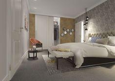 Is dit helemaal jouw stijl? Mooi want wij hebben alles in huis om jou deze droomslaapkamer te bezorgen. | Hornbach