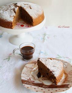 Alzatina per torta e piatto dessert Easy Life Design Ingredienti: 250 g. farina (per me 230 g. miscela per Dolci Senzaltro senza glutine) 80...
